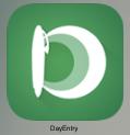 DayEntryのロゴ